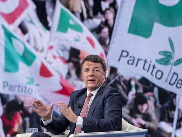 """Renzi lancia la sua """"Cosa"""": """"Ci chiameremo Italia viva"""""""