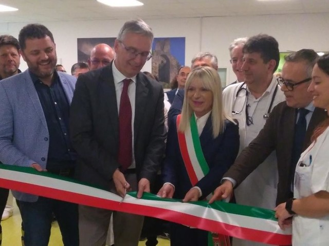 San Severino, Ospedale : inaugurato il nuovo reparto di Lungodegenza (FOTO)