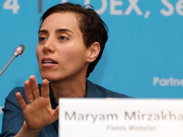Addio all'iraniana Mirzakhani, prima donna «Nobel» per la matematica
