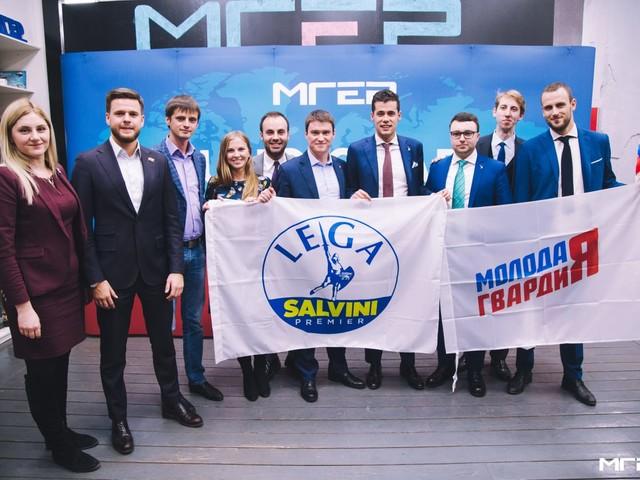 Lega e Russia più vicine: siglato nuovo accordo tra movimenti giovanili