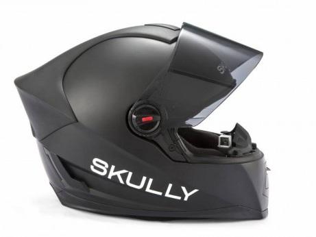 Skully: nuovi investitori per il casco con realtà aumentata