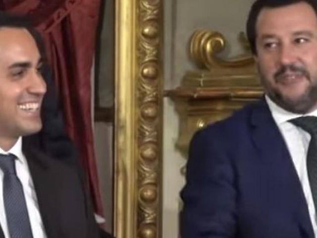 Di Maio ad 'Accordi e disaccordi' cita Travaglio e Scanzi: 'Salvini ca...'
