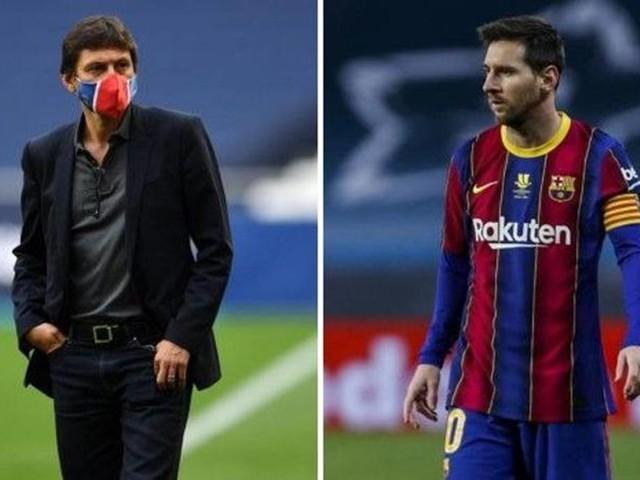 """Messi, il Psg esce allo scoperto. Leonardo: """"Posto riservato nella trattativa"""""""