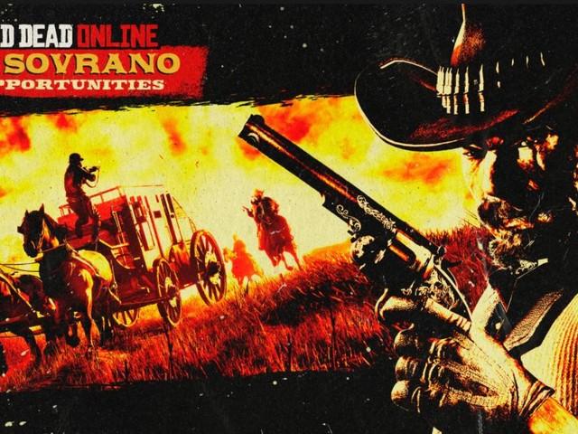 Red Dead Online Nuova Missione: alla ricerca del Sovrano, la pietra preziosa di Rhodes