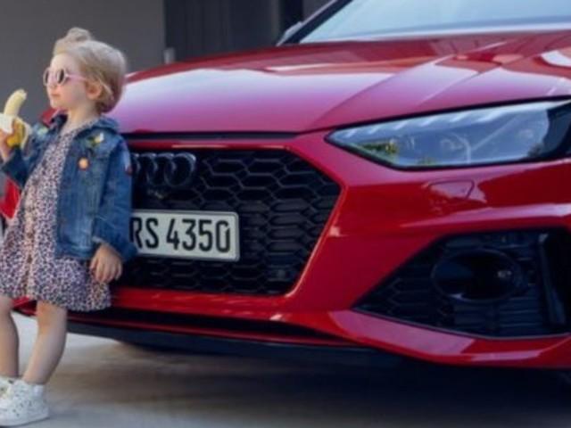"Audi ritira spot con bambina che mangia banana/ ""Sessista"": aperta indagine interna"