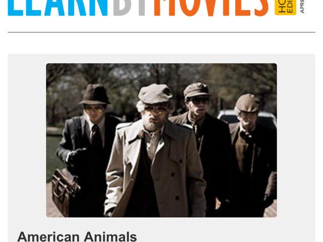 Learn by Movies: edizione in streaming con 8 film in lingua originale