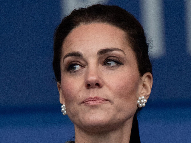 """Kate Middleton confessa: """"É stato terrificante…"""""""