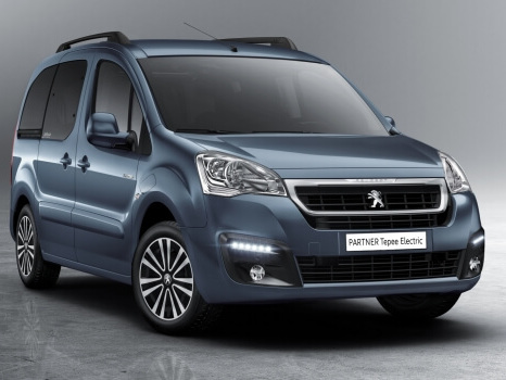 Peugeot Partner Tepee Full Electric, modularità a zero emissioni