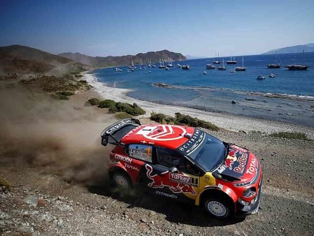 WRC, Seb Ogier comanda il Rally di Turchia a quattro Speciali dalla fine