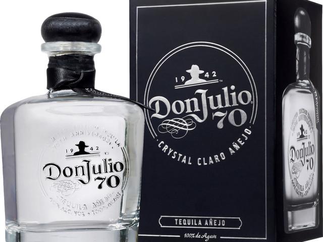 Don Julio 70: il primo tequila Añejo Claro al mondo