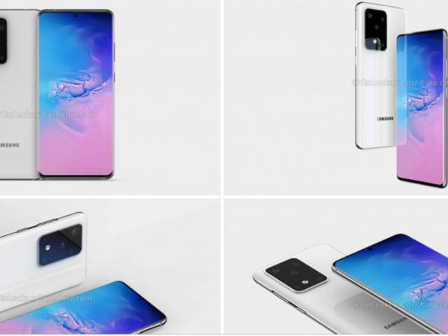 Quanta sicurezza con il Samsung Galaxy S11: doppio riconoscimento impronta