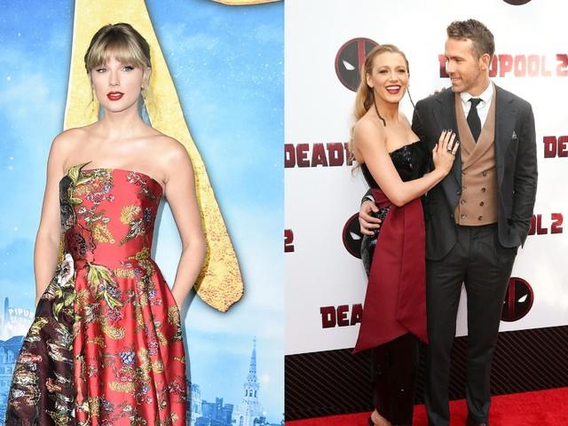 Blake Lively e Ryan Reynolds: Taylor Swift svela il nome della terza figlia