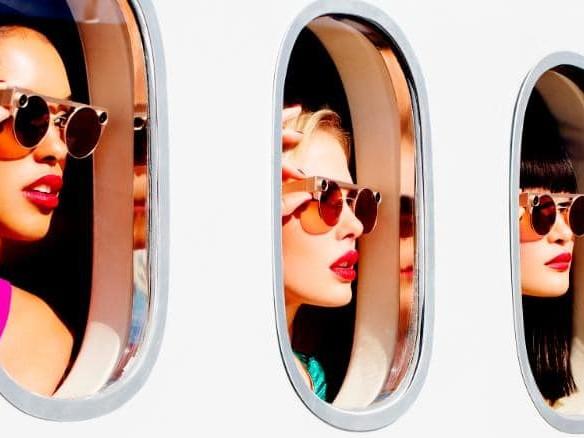 Snapchat lancia i nuovi occhiali da sole Spectacles per la realtà aumentata