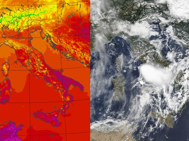 Meteo, le temperature massime di oggi: +35°C a Lentini, +33°C a Luzzi, +23°C a Milano, +20°C a Urbino