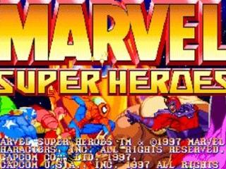 Supereroi Marvel - Marvel Super Heroes