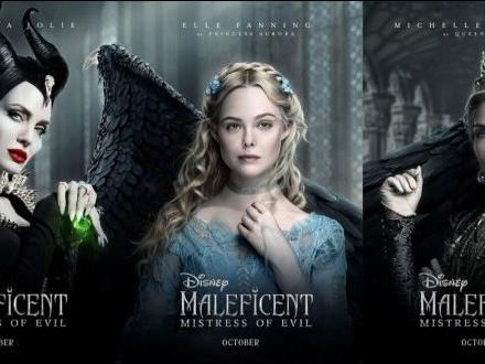 """Maleficent – Signora del Male"""" da ottobre in sala"""