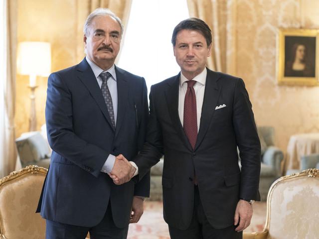 Libia, Italia ai margini dell'asse russo-turco