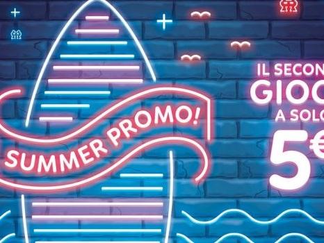 Parte il volantino estate di GameStop: le migliori offerte videogiochi dal 20 giugno