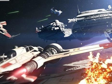 Star Wars Battlefront 2 in un lungo gameplay dedicato ai duelli aerei