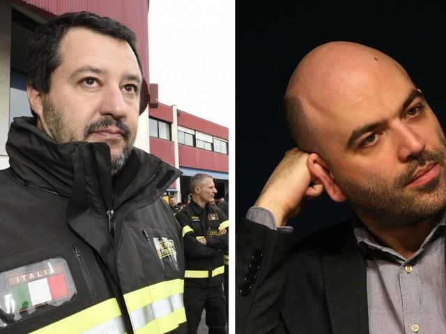 Reporter senza frontiere accusa ancora l'Italia per la scorta di Saviano