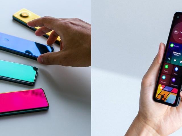 Essential mostra Project GEM: lo smartphone allungato ideato da Andy Rubin