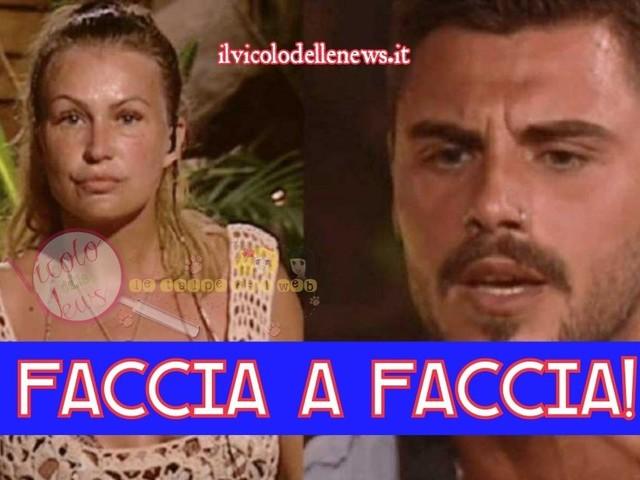#isola #boom Francesco Monte e Eva Henger si confronteranno in TV! Ecco dove e quando…hanno dunque fatto pace? Voi cosa pensate?