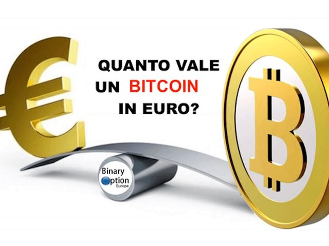 Quanto vale 1 bitcoin in euro grafico valore e come cambiare [Cambio BTCEUR 2021]