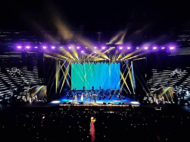 Concerto-tributo a Franco Battiato: oltre 50 artisti sul palco dell'Arena