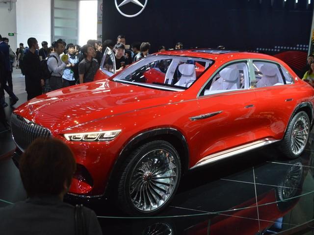"""Mercedes: """"La Vision Maybach Luxury Concept potrebbe arrivare presto"""""""