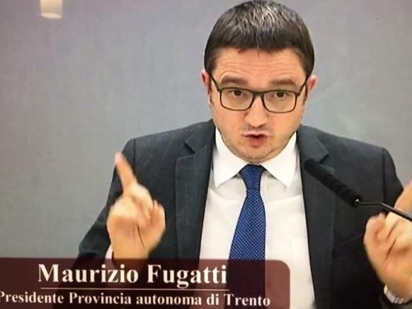 """Covid, ieri 14 morti in Trentino ma per Fugatti """"contagi vecchi"""": rivuole lo sci e scuole aperte"""