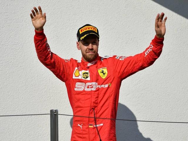 """Vettel ha le idee chiare per Binotto: """"Ecco il suo obiettivo in Ferrari"""""""