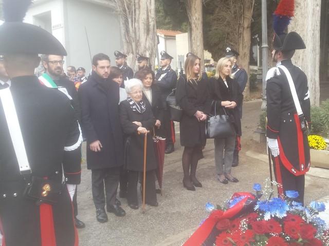 Strage di Nassiriya, Monreale ricorda il Vice Brigadiere Domenico Intravaia