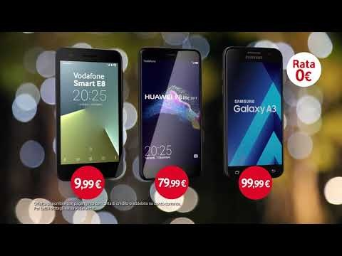Canzone pubblicità Vodafone Natale 2017 offerte