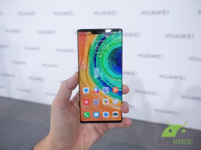 Huawei Mate 30 e Mate 30 Pro 5G ricevono un altro aggiornamento software