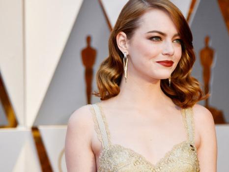 È Emma Stone l'attrice più pagata al mondo per Forbes