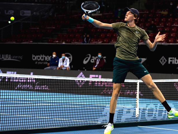 ATP Sofia, Sinner batte Mannarino 6-3, 7-5 e conquista la finale