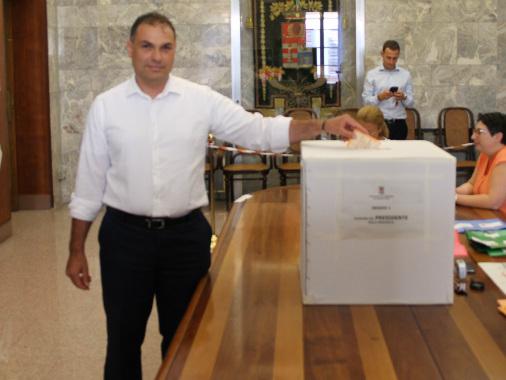 Mirko Signoroni ineleggibile: il presidente della provincia è anche vice dell'ATO