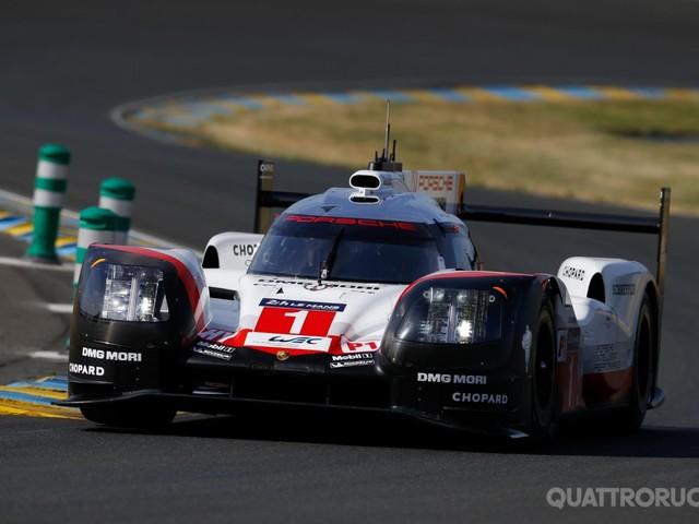 24 Ore di Le Mans - Sfida a due tra Toyota e Porsche