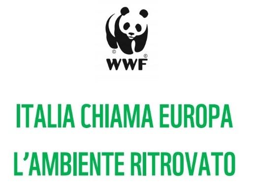 Italia chiama Europa: dal Wwf un Patto per la sostenibilità, in vista delle elezioni