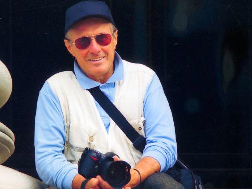 Il vivaista con la passione per fotografia e viaggi: Cappella e Belforte piangono Pierluigi Vallari