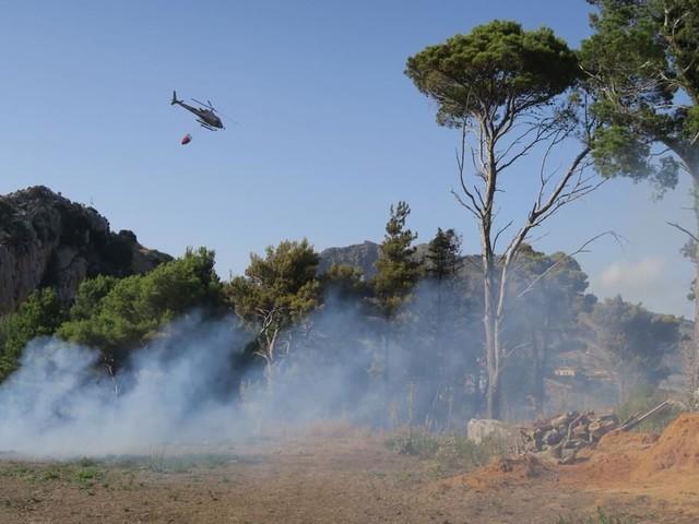 Lunedì allerta rossa per rischio incendi e ondate di calore in Sicilia