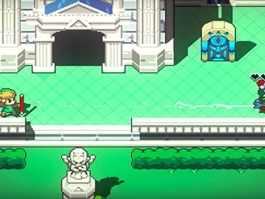 Cadence of Hyrule, un nuovo Zelda a base di ritmo. In primavera su Nintendo Switch