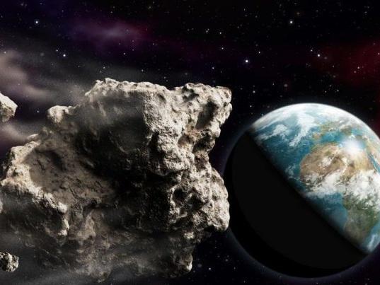 Asteroide in arrivo il 25 ottobre: potenzialmente pericoloso