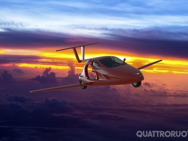 Auto volanti - Dagli Usa arriva la Samson Switchblade