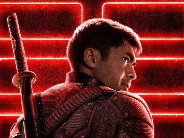 Snake Eyes: il poster e il poster animato dello spin-off dei G.I.Joe