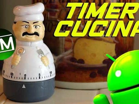 TIMER da CUCINA – le migliori app per Android