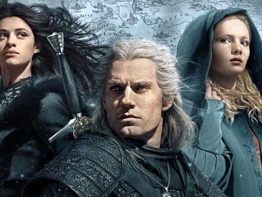 The Witcher – Geralt, Yennefer e Ciri sulla locandina ufficiale