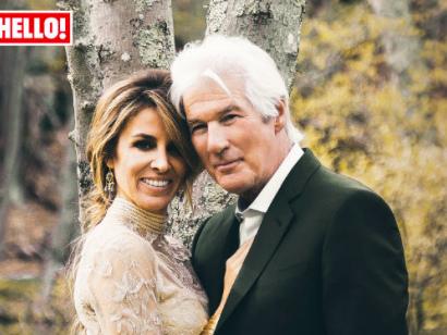 Richard Gere si è risposato con l'imprenditrice spagnola Alejandra Silva
