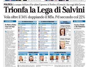 Giro, a Ponte di Legno vince Ciccone Domani la prima tappa in Trentino