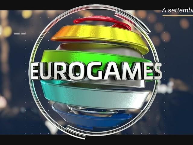 Le squadre della quinta puntata di Eurogames | video Mediaset